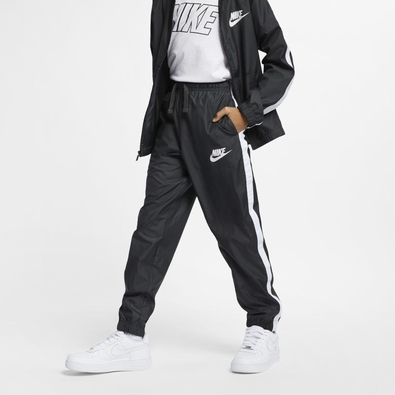 Sportswear Older Kids' Woven Tracksuit. Nike GB in 2019