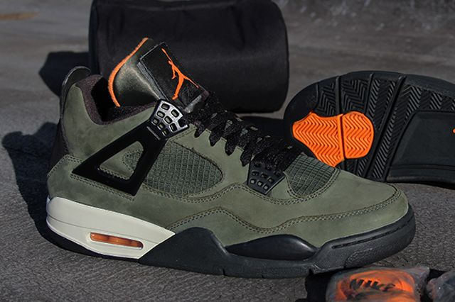 sports shoes 20b0e c1ae1 UNDFTD x AIR JORDAN 4: $15,000 | Shoe collection in 2019 ...