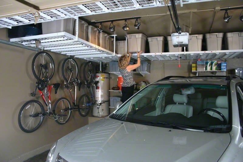 Garage Overhead Ceiling Racks Overhead Storage Racks Fort Worth
