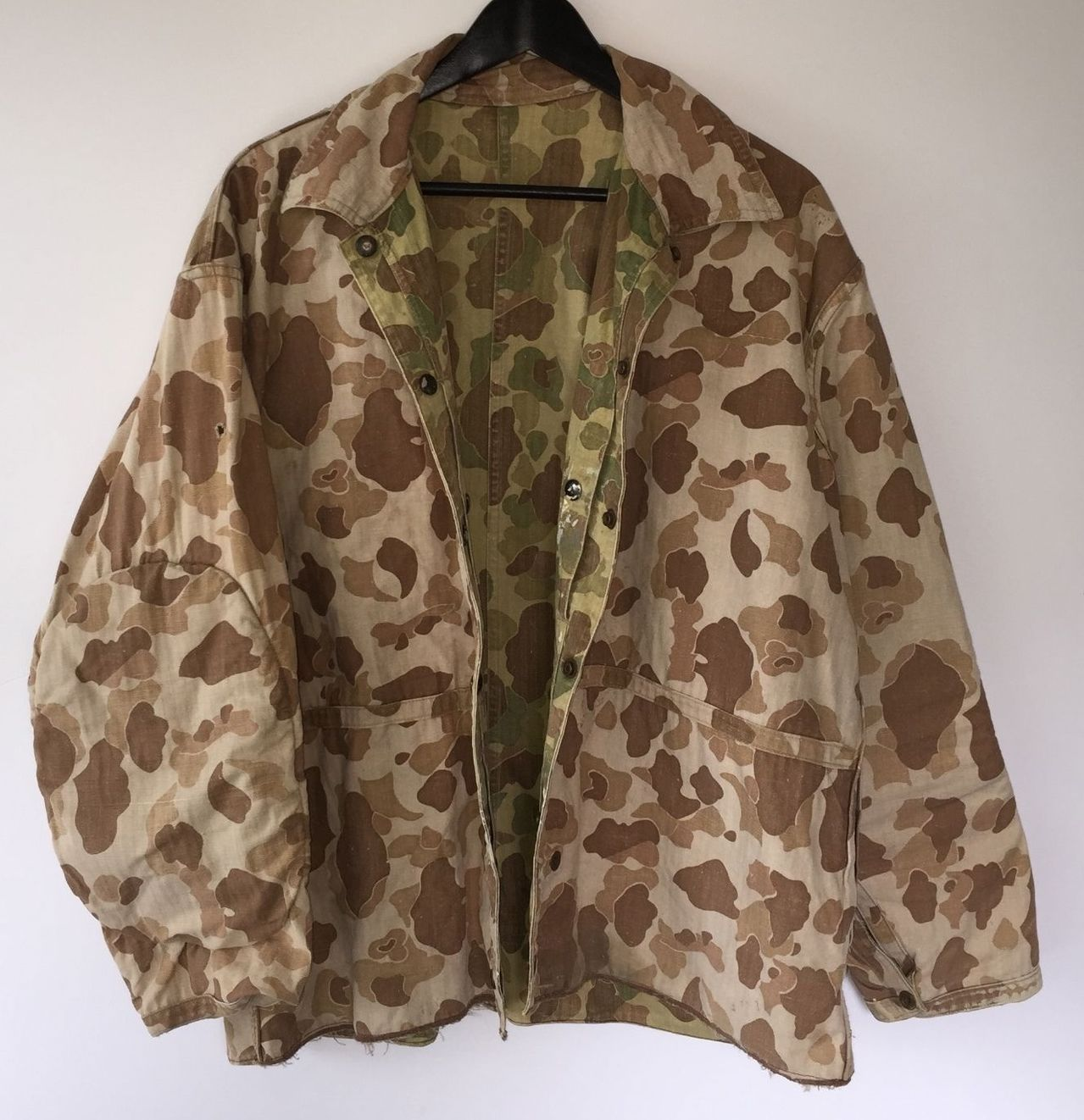 Paramarine Hbt Military Outfit Vintage Military Military Jacket