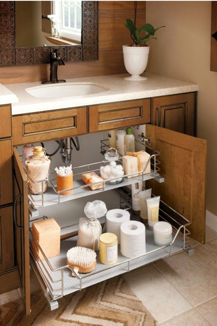 38 creative storage solutions for small spaces awesome on clever small apartment living organization bathroom ideas unique methods for an organized bathroom id=85460