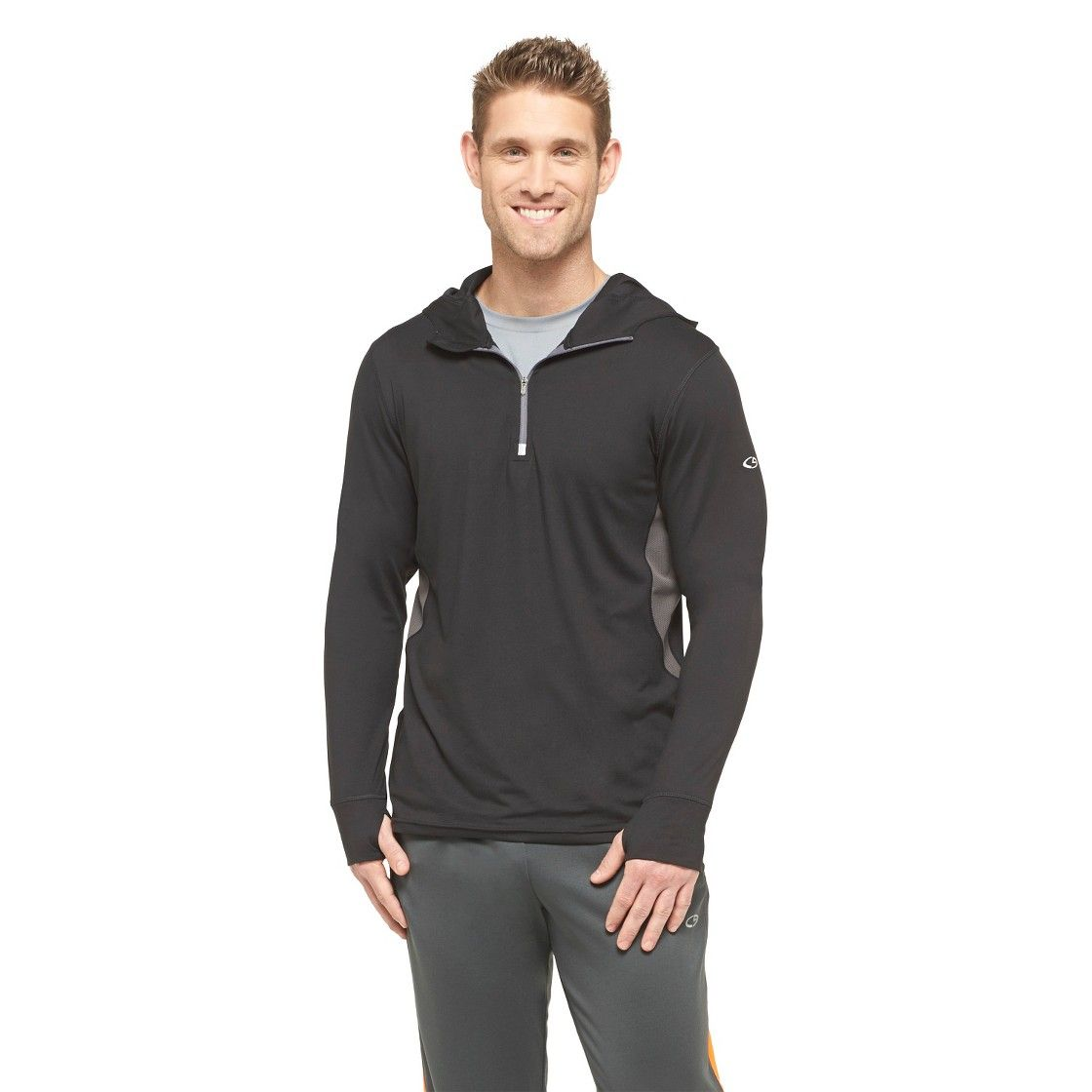 C9 Champion� Men's Running Hooded Pullover