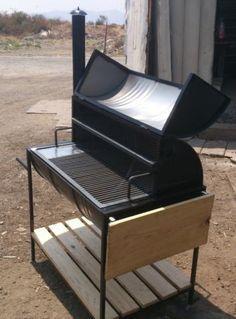 asador carbon - Buscar con Google  Smoke N Fire  Pinterest