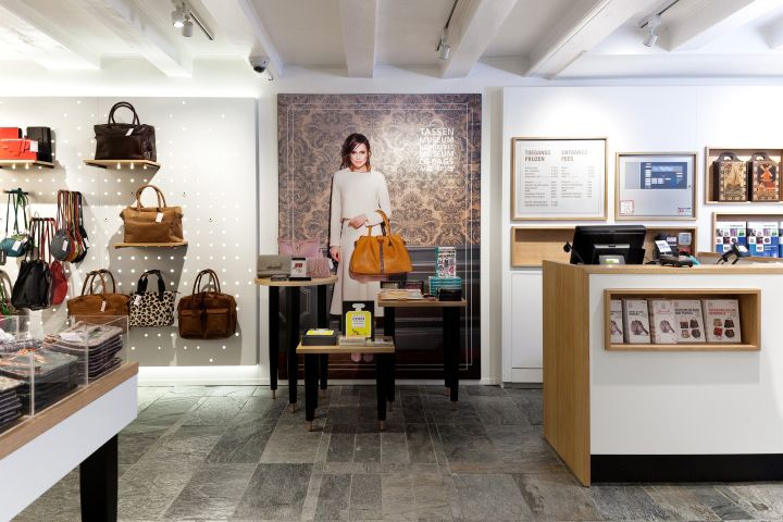 Museum Shop Of The Bags And Purses By Claessens Erdmann Amsterdam Netherlands