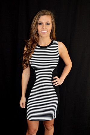 Blurred Lines Dress from The S.E.E. Boutique