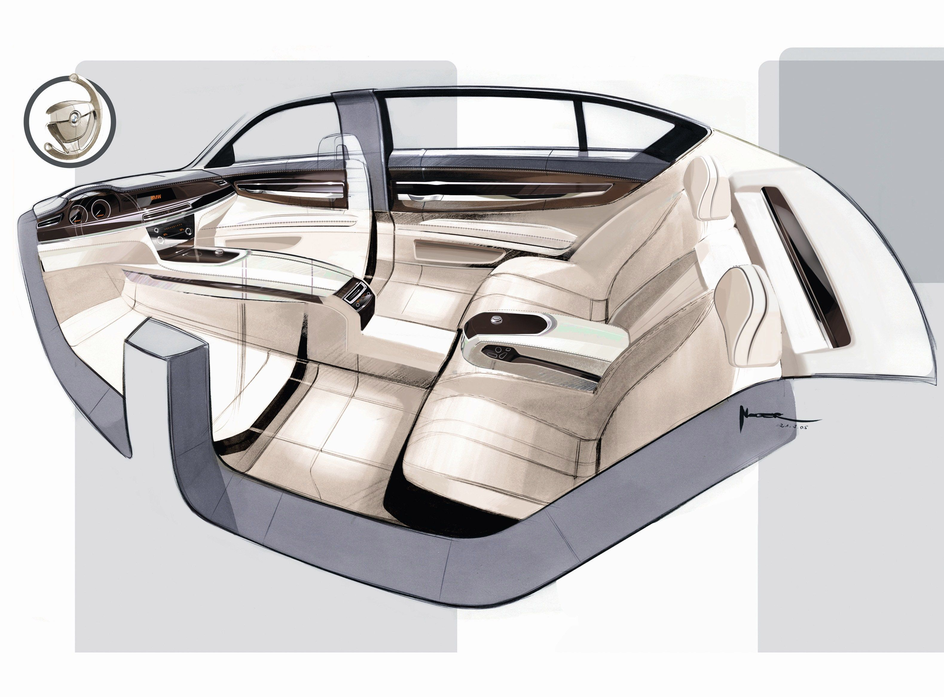 Car Interior Sketch Google Sogning Interiors Interior Design