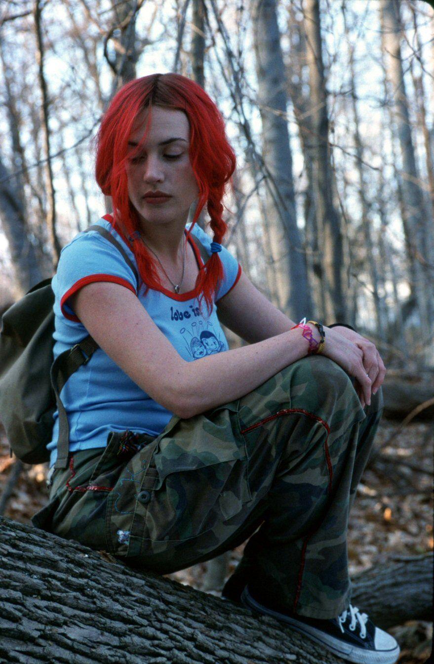 Hair In Film Eternal Sunshine Of The Spotless Mind 2004