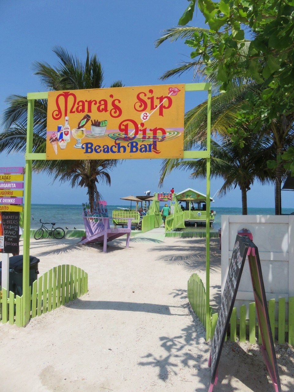 Cc2 5 Travel Info Belize Cruise Island Caye Caulker