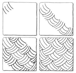 photograph about Zentangle Patterns Step by Step Printable known as zentangle layouts action by way of stage - Google Appear Zentangle
