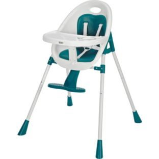Mamas Papas Teal Bop 2 In 1 Highchair At Argos Co