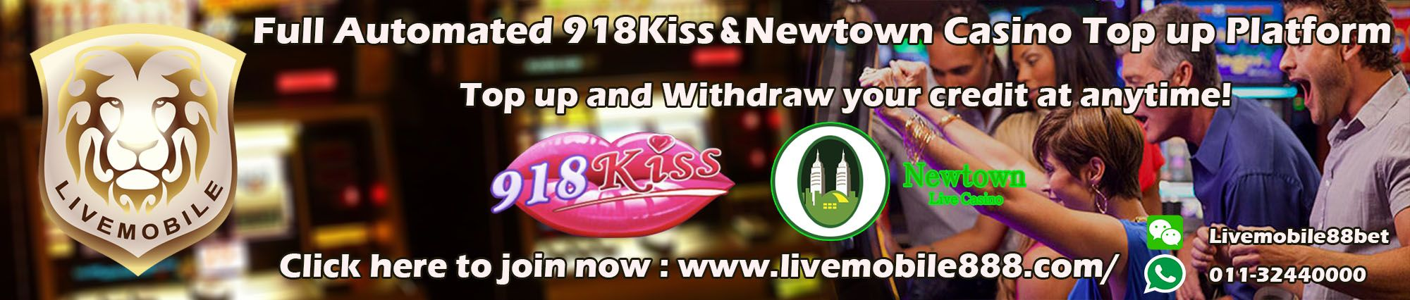 Guys, do you know that 918kiss live casino nowadays is really in a high…