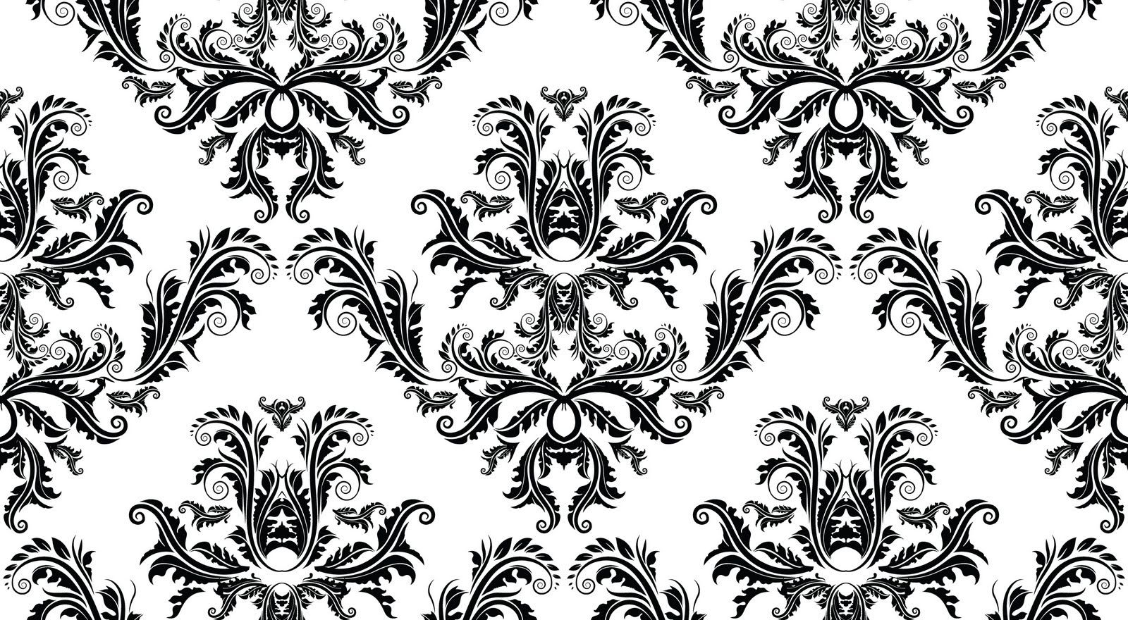 Vintage Wallpaper Seamless Pattern