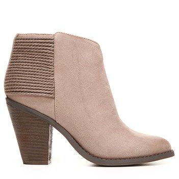 Footwear · Carlos BY Carlos Santana Women's Everett Booties (Taupe)