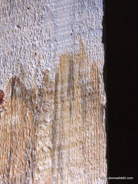 Reclaimed Heart Pine Flooring Rustic Living Room