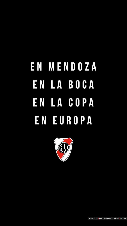 Descarga Fondo De Pantalla Celular River Plate En Mendoza En La Boca En La Copa En Europa River Plate Camiseta River Plate Imagenes De River Plate