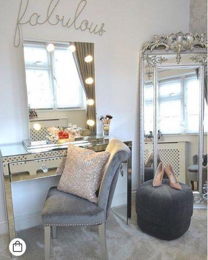 New makeup table mirror closet Ideas images