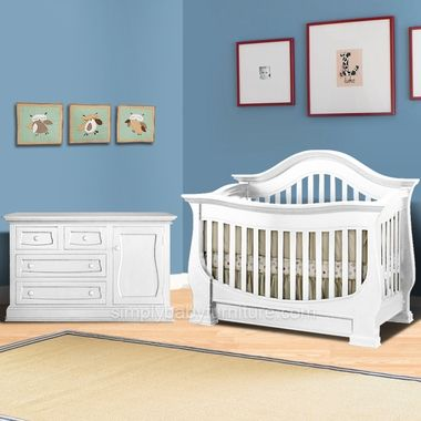 Crib and Dresser/Changing Table @Austin Hernandez | Life Goals ...