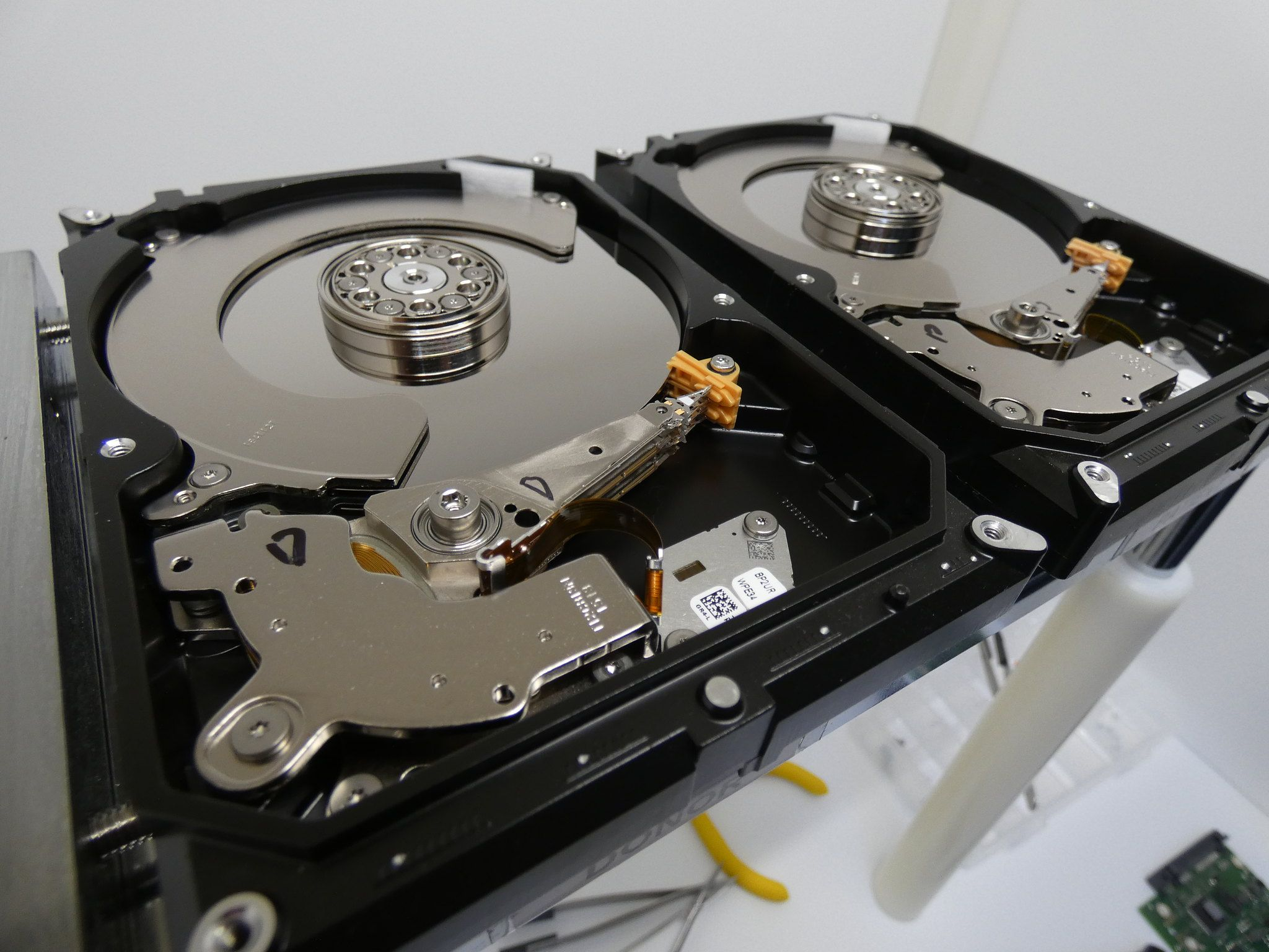 Seagate ST2000DM001 Data Recovery Liverpool, Merseyside