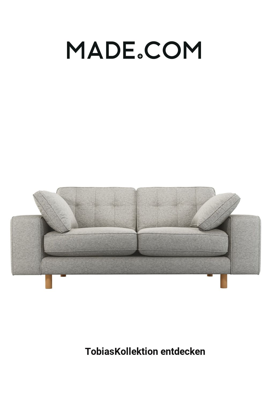 Made Sofa Grau In 2020 Sofa Sofa Texture Terence Conran