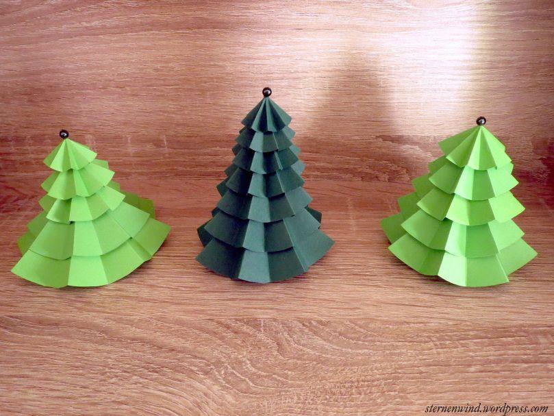 el papel del árbol de navidad