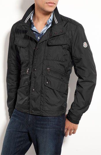 89596a080469 Moncler - Nice, trim spring jacket.   Style   Men s coats, jackets ...
