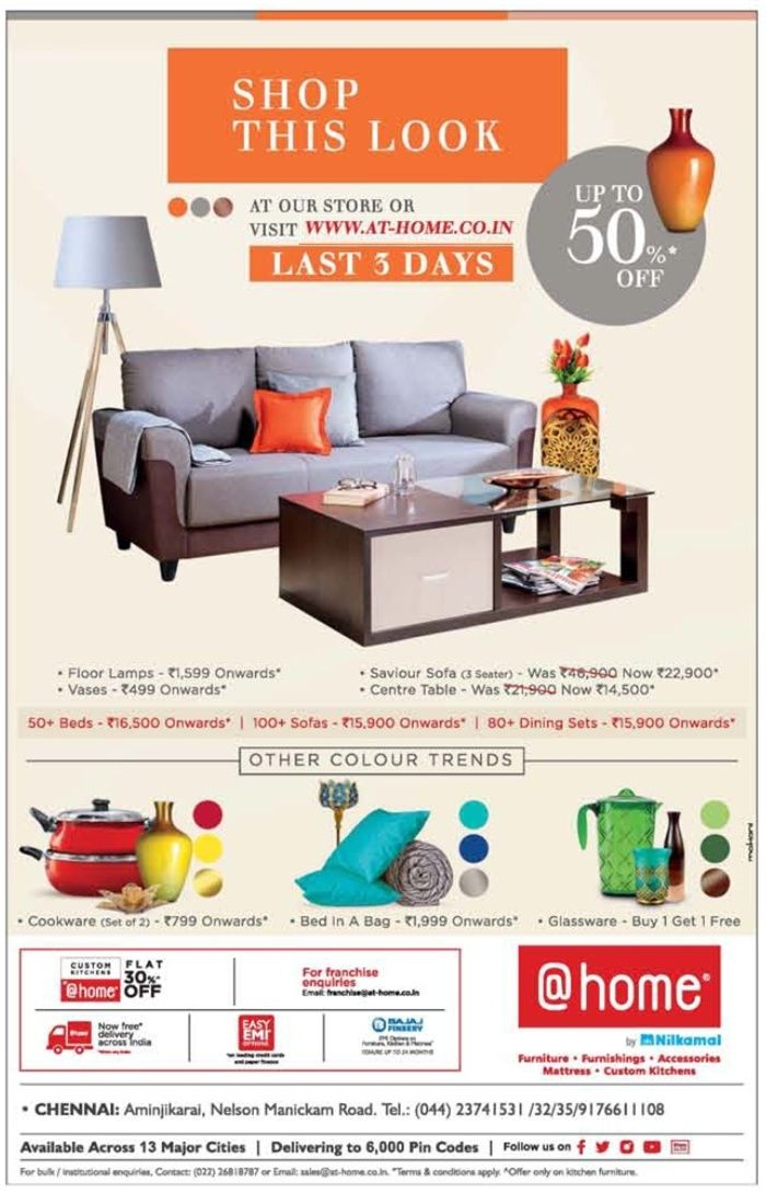 home-shop-this-look-at-out-store-or-visit-online-last-3-days-upto-50 Home Furniture Stores At Chennai on at home fashion store, at home bank, at home usa furniture, at home restaurants, at home coffee shop, at home bedroom furniture, at home antiques, at home clothing store, at home department store, at home doctor, at home candy store, at home sofas, at home chairs, at home outdoor furniture, at home furniture brand, at home home store, at home retail store, at home entertainment, at home church, at home photographer,