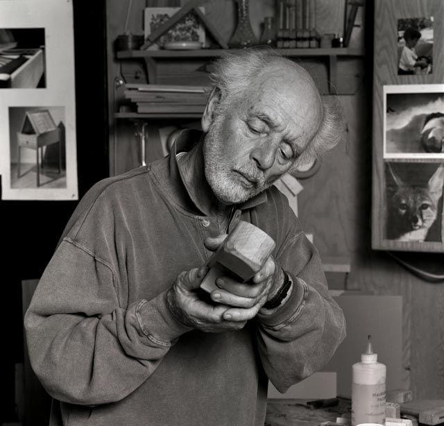 James Krenov: Woodworker