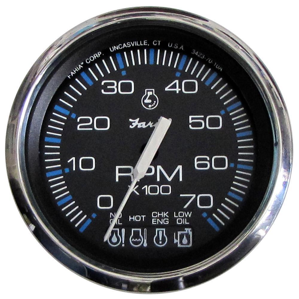 Lowe Boat Tachometer