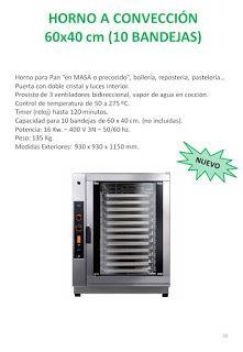 Cobepan Es Maquinaria Y Accesorios Para Panaderia Y Pasteleria Horno Conveccion 10 Bandejas 60x40 Panaderia Y Pasteleria Bandejas Horno