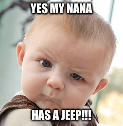 Pin By Barb On Jeep O O Birthday Humor Happy Birthday Meme Classroom Memes