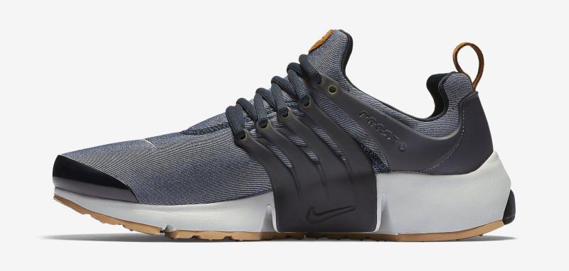 The Nike Air Presto Denim Has Arrived