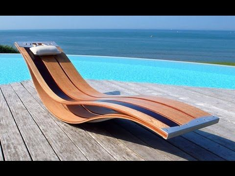 Wood Lounge Chair~All Wood Lounge Chair - YouTube | Furniture ... on chaise sofa sleeper, chaise recliner chair, chaise furniture,