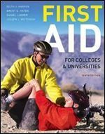 First Aid for Colleges and Universities (Pearson 10th Edition)