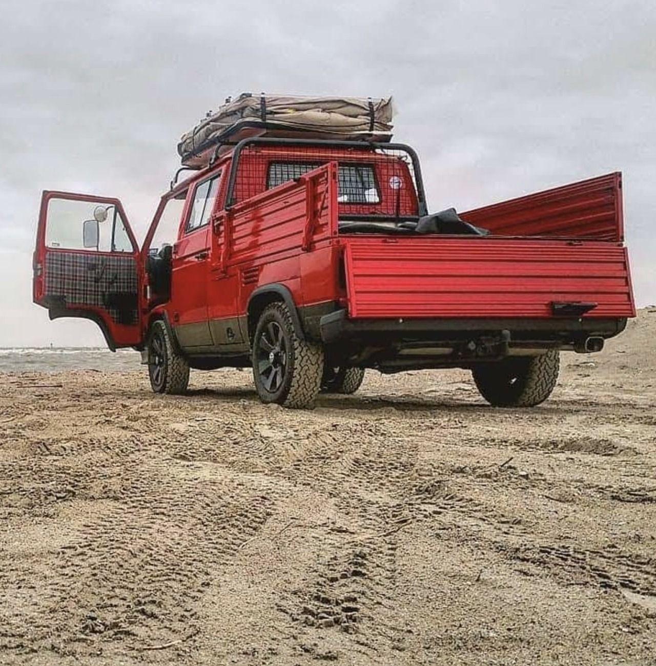 vanderlust in 2020 Mini trucks, Syncros, Vw doka