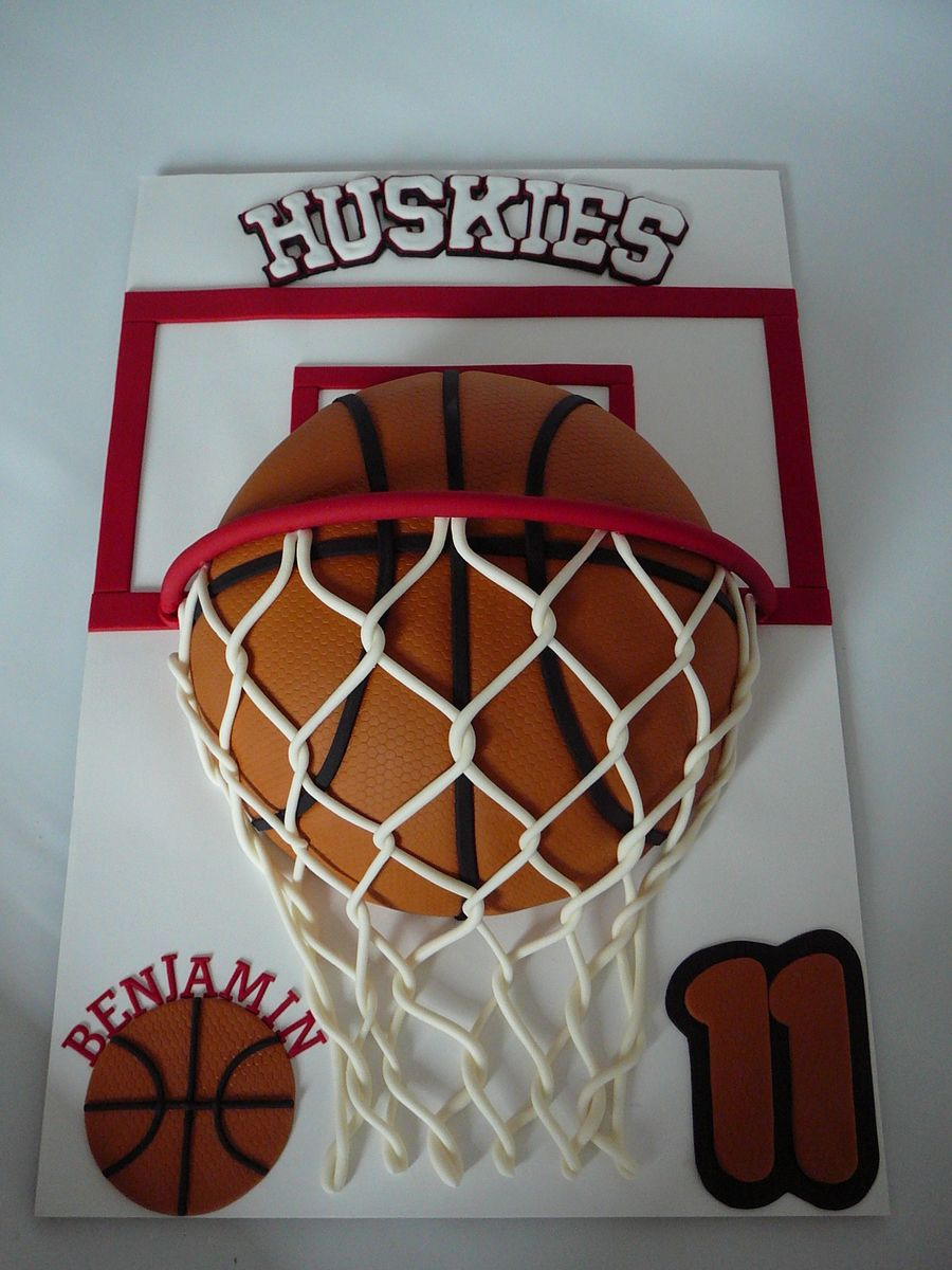 Basketball for Benjamin CAKE Pinterest Cake ...