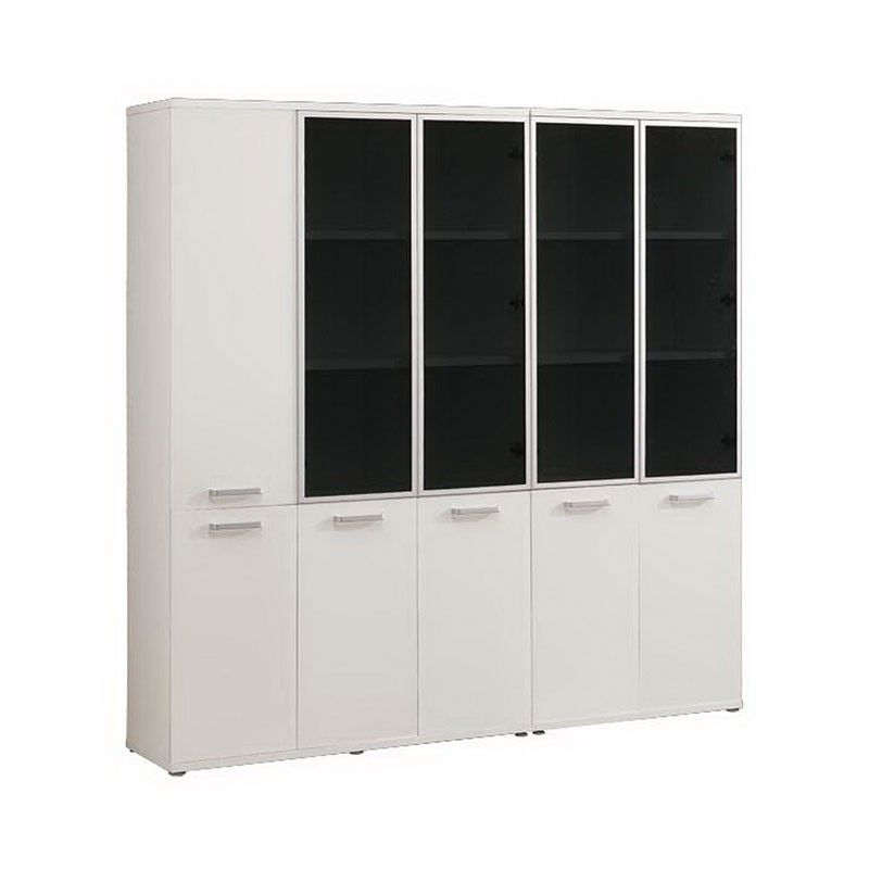 Elegant Buy Factory Price 6 Doors Wooden Boss Office Fireproof Book File Cabinet In  China On Alibaba.com