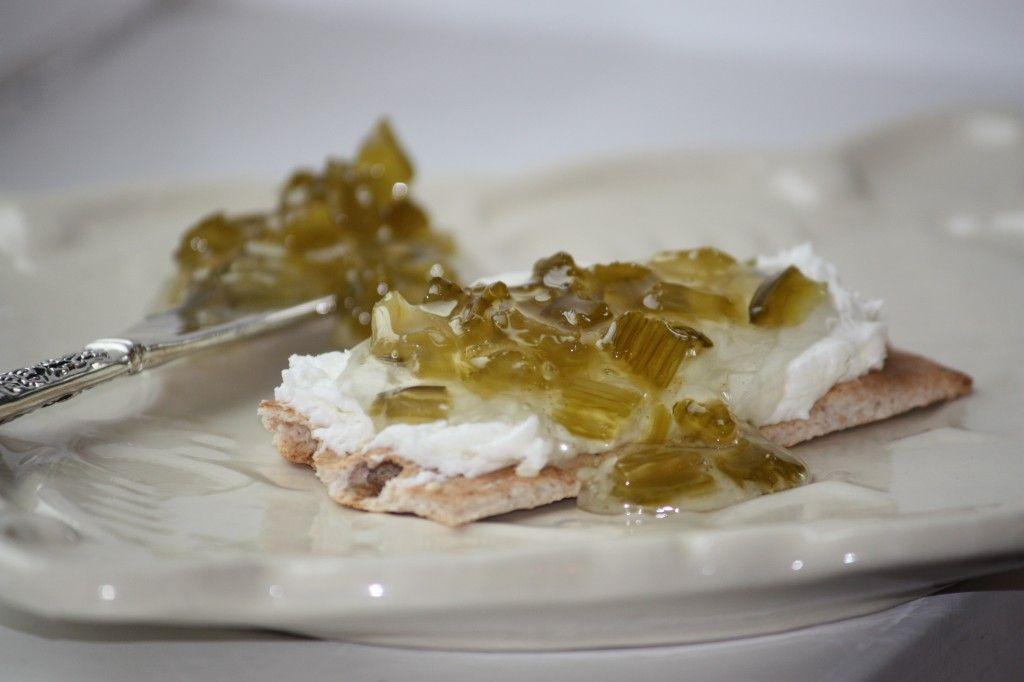 Celery Preserves Recipe - unique and delicious appetizer!