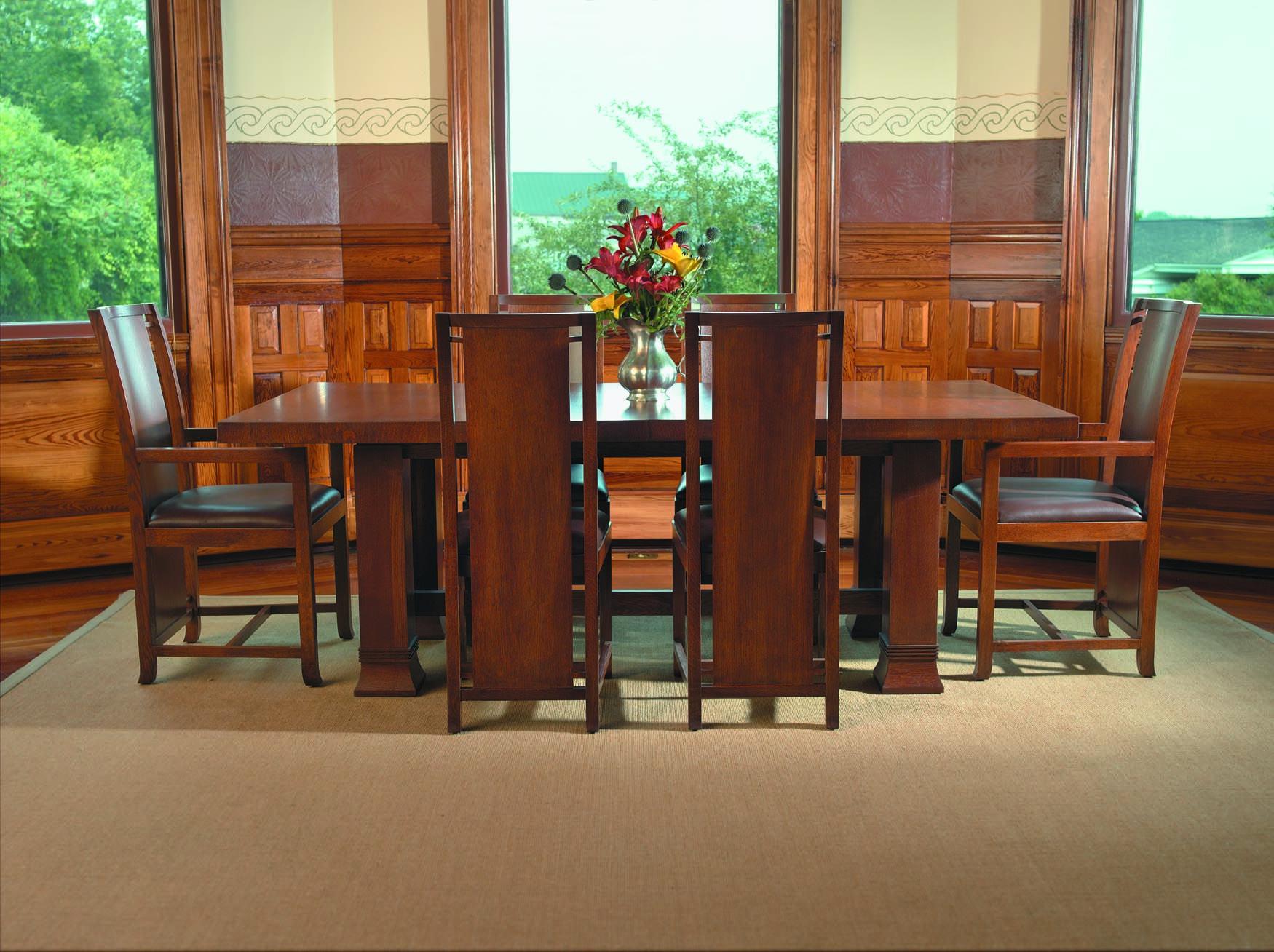 Frank Lloyd Wright Furniture Frank Lloyd Wright