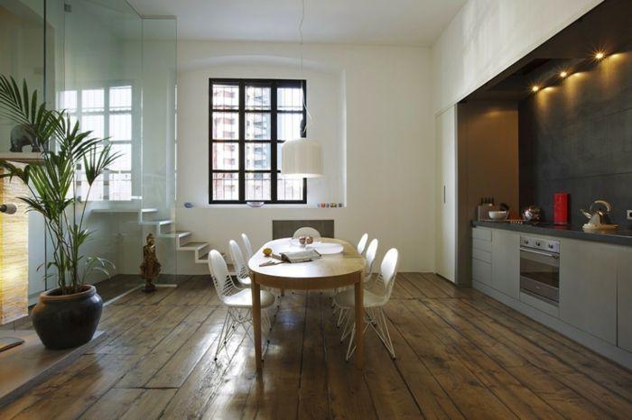 ▷ 1001+ Ideen zum Thema Offene Küche trennen | Einrichtungsideen ...