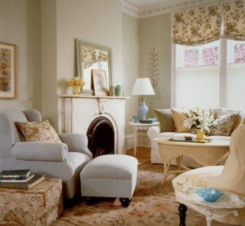 southern living living roo | EXPLORE ROOMS » Michael Steiner ...