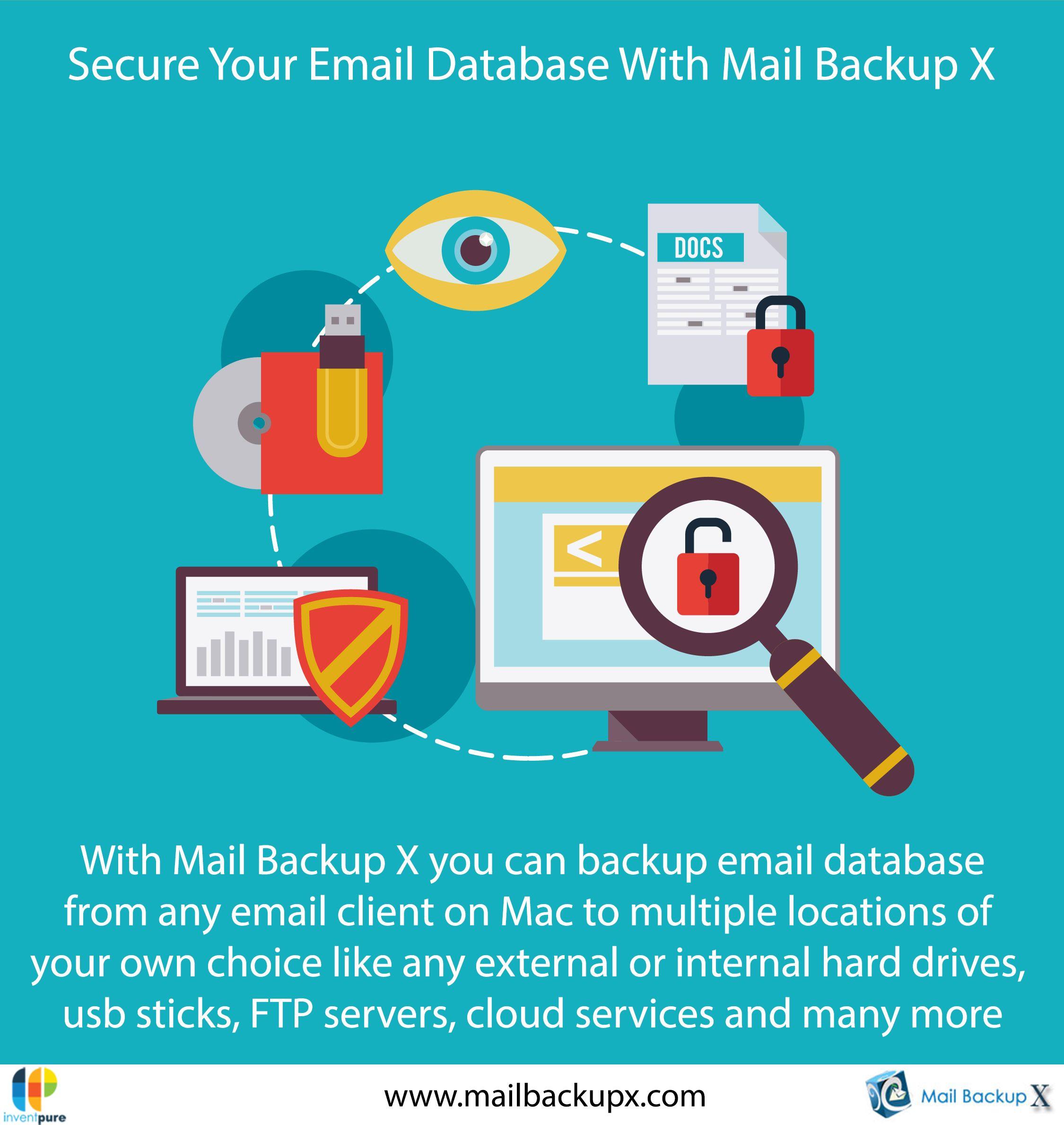 Mail Backup X (mailbackuptool) on Pinterest
