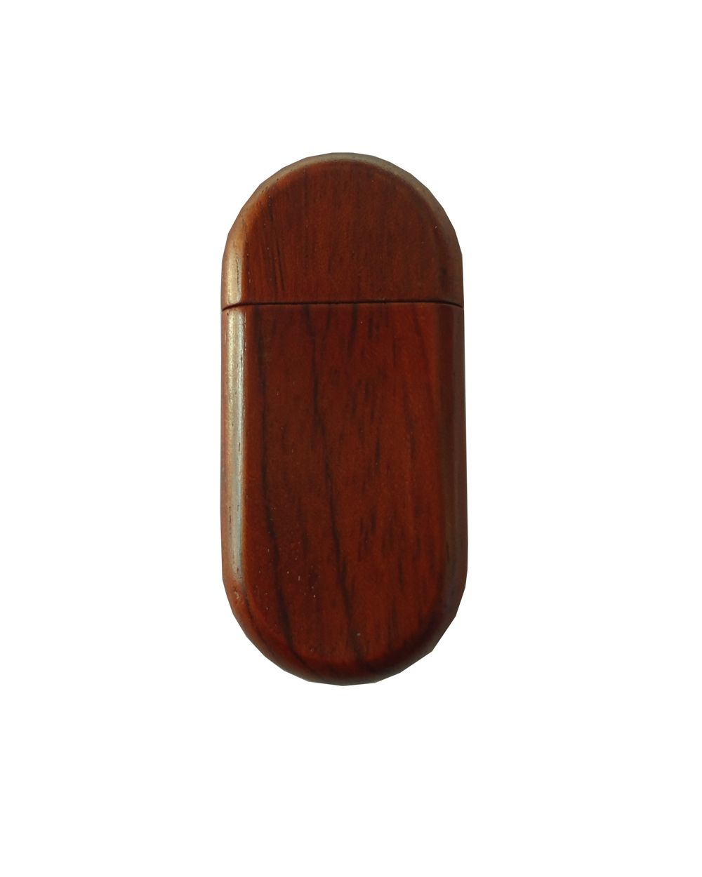 Wood Rounded USB drive