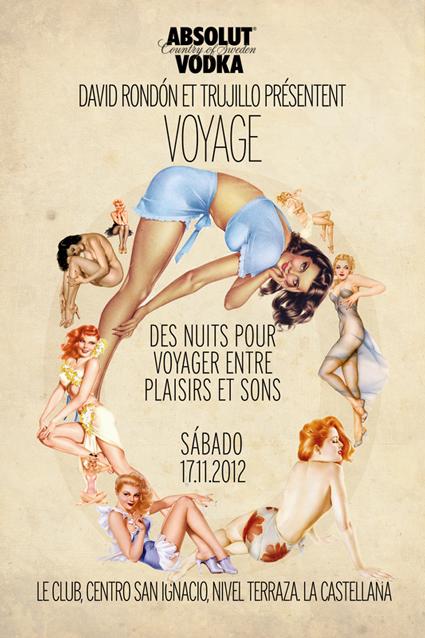 Voyage [vwajaƷ] m viaje   Fashiongraphic Blog
