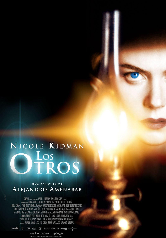 Los Otros De Alejandro Amenábar 2001 Peliculas Peliculas De Terror Películas De Suspenso