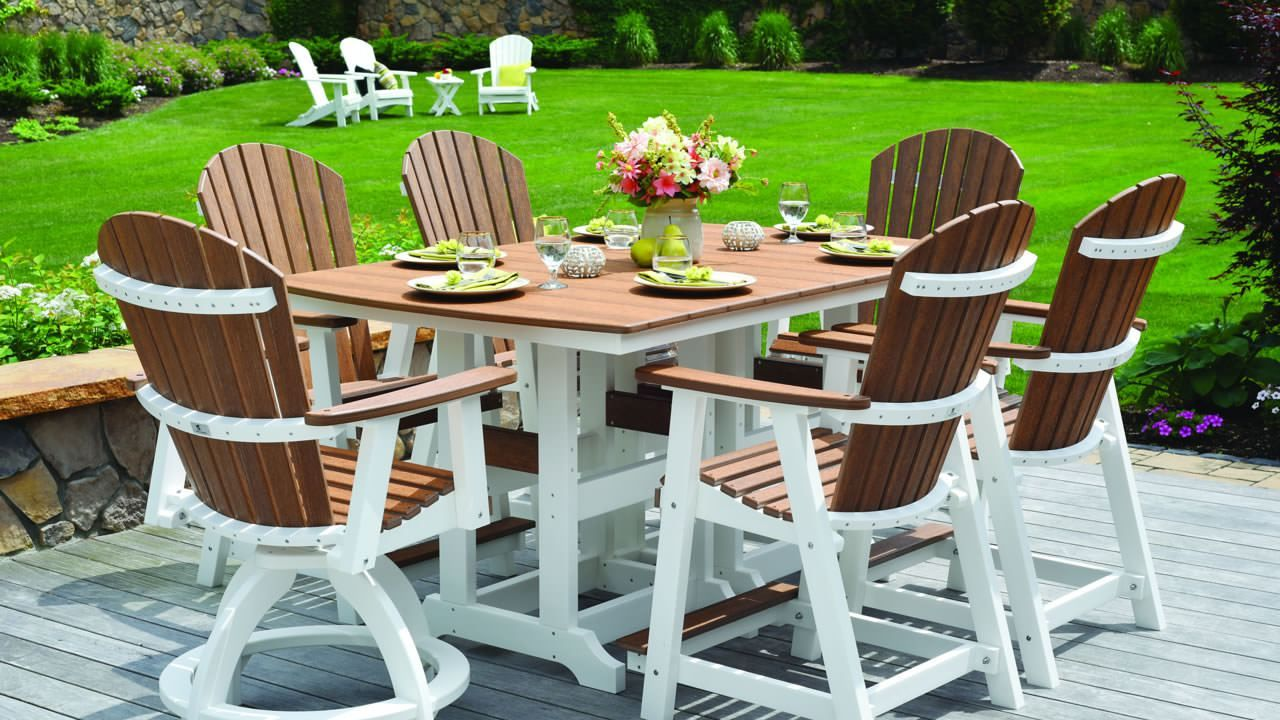 Premium Poly Patios Polywood Poly Furniture Outdoor Rocking