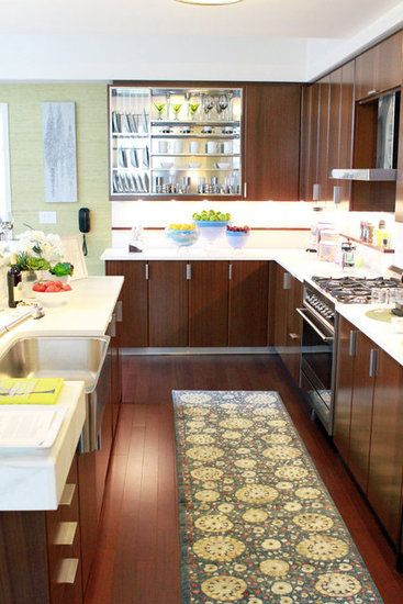 Tour The 2017 Kips Bay Decorator Show House Galley Kitchensmodern