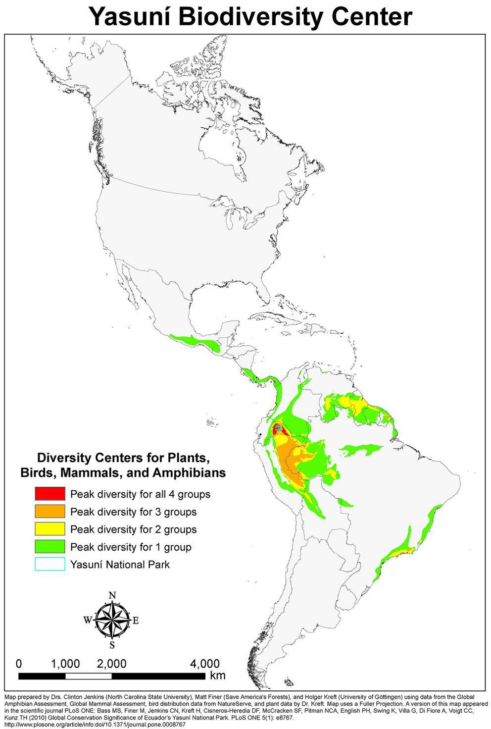 Yasuní Biodiversity Center