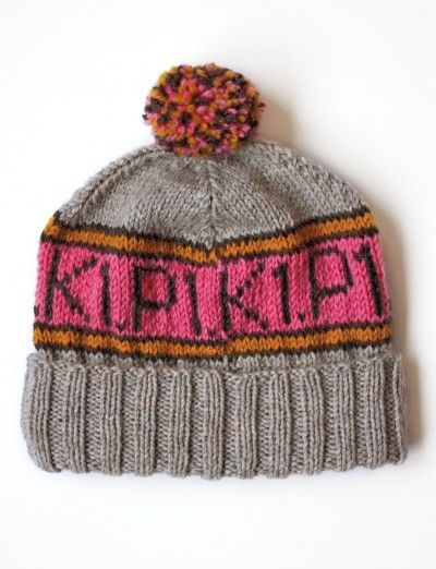 70dd20c4efd K1. P1. Toque - Knit in Patons Classic Wool worsted - Free Pattern ...