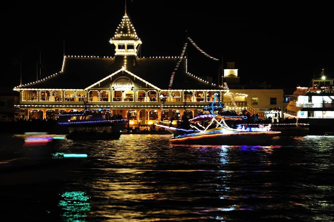 the 109th newport beach christmas boat parade will set the harbor aglow for five consecutive nights