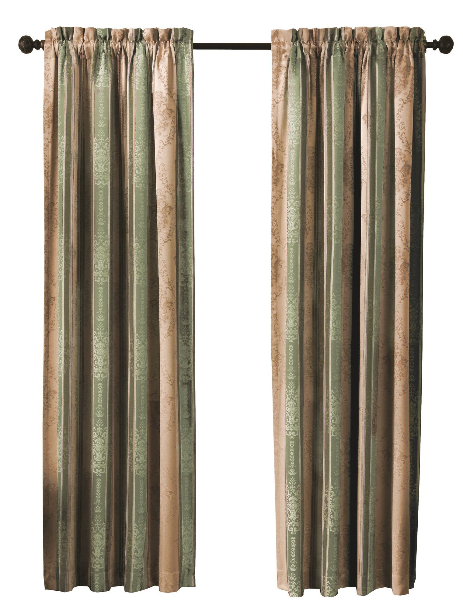 ee76bbc5ed4 Found it at Wayfair - Tuscan Curtain Panel